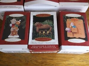 26 Collectible HALLMARK CHRISTMAS ORNAMENTS Belleville Belleville Area image 7