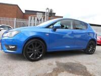 2012 62 SEAT IBIZA 1.2 TSI FR DSG 5D AUTO 104 BHP