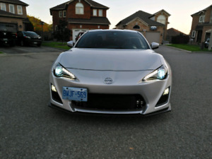 2013 scion frs boosted