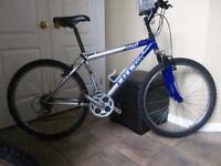 "Trek 820 mountain bike - 16.5"" frame"