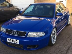 Audi RS4 Widebody Saloon 450HP Very Rare