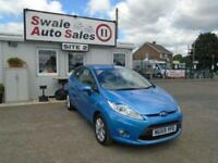 59 FORD FIESTA 1.2 ZETEC 81 BHP - 41565 MILES - GREAT CONDITION