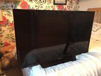 40 inch techwood led television