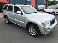 2006 JEEP GRAND CHEROKEE V6 CRD OVERLAND ESTATE DIESEL
