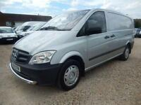2011 11 MERCEDES-BENZ VITO 116 CDI 163 BHP LWB DIESEL IMMACULATE