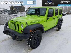 2013 Jeep Wrangler Unlimited Sahara   - $250.29 B/W