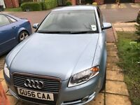 Audi A4 1.9 baby blue autolights Cruise control full option parking sensors
