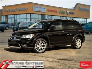 2017 Dodge Journey GT  leather seats-heated seats-bluetooth  $16