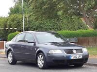 Volkswagen Passat 1.9TDI PD ( 130bhp ) 2002MY Sport, 1 OWNER,FULL MOT,NICE CAR