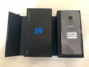 Samsung Galaxy S9 Seulement  529$