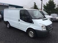Ford Transit 2.2TDCi ( 100PS ) 6 speed Low Roof ) T280 SWB 2012 12 Reg