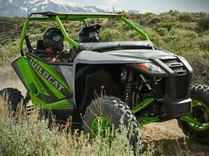 2018 Textron Off Road Wildcat Sport LTD