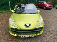 2008 Peugeot 207 HDi GT 5Dr Diesel in excellent condition with 3 mths warranty