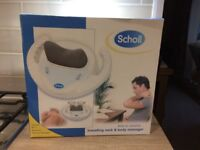 Scholl Neck and Body Massager