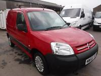 CITROEN BERLINGO LX 600 D ENTERPRISE , Red, Manual, Diesel, 2006