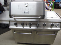 Kenmore Elite BBQ (Grand hall Elite 781). High end BBQ