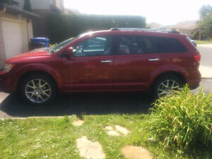 Dodge Journey 2011 R/T AWD 7 passagers