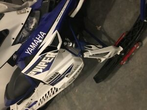 2016 YAMAHA VIPER EXCELELNT CONDITION
