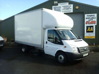 Ford Transit 2.4TDCi Duratorq ( 115PS )Luton/ Boxvan with tail lift