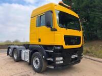 2012 12 MAN TGX XLX 26.540 6x2 rear lift tractor unit, manual gearbox