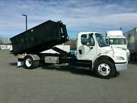 $299 ( all in) bin rental / 12 yards dumpster / junk removal
