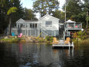 WONDERFUL MUSKOKA COTTAGE RENTAL