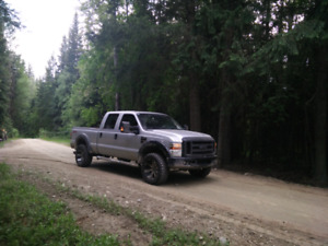 2008 Ford f350 Lariat fully deleted