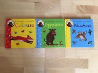 Gruffalo educational books