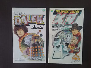 Doctor Who Books (Target)