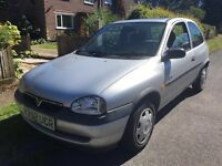 Bargain corsa only 58000 miles 2 owners