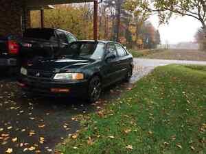 1997 Acura 1.6EL