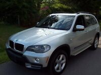 2008 BMW X5 3.0 SUV,LEATHER,ROOF,MINT SHAPE,CERTEFIED$16475