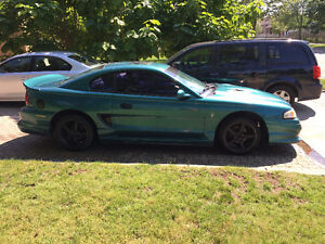 1996 Ford Mustang Coupe (2 door) AS-IS