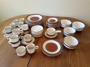 Denby Potter's Wheel Stoneware Dishes