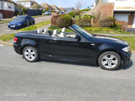 BMW 118d SE Convertible