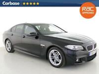 2014 BMW 5 SERIES 520d M Sport 4dr Step Auto