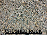 ** Crushed Rock - Base Gravel - Sand - Crusher Dust **