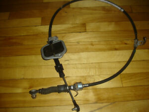 toyota echo cable 2000-2005 / installation et installation total