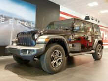 Jeep Wrangler unlimited 2.0 turbo sport auto