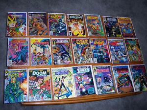COMICS  10 FOR $15  OR 20 FOR $25