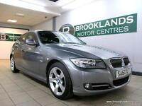 BMW 3 SERIES 318i EXCLUSIVE EDITION [8X SERVICES, LEATHER and HEATED SEATS]