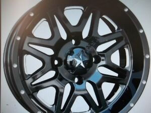 MSA M26 vibe 14 inch rims  set of 4 $499.99  Lowest price in CAN