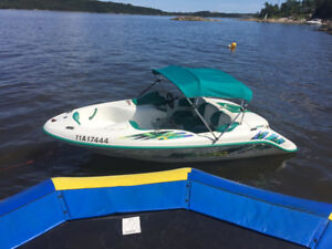 """*REDUCED*  seadoo challenger twin """"fun and fast"""""""