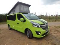 Vauxhall Vivaro LWB campervan 2015 Campervan for sale