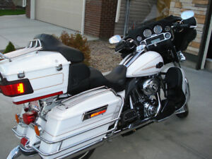 For Sale:  2008 Harley Davidson Ultra Classic