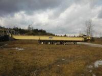 1980 5ton X 70' Demag DGTR crane + 10ton Demag DG hoist