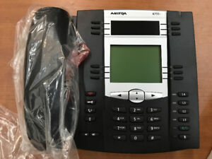 Aastra Model 6755i IP Phones New in Box $50 each, used $25 each