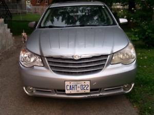 2007 Chrysler Sebring  Limited Addition