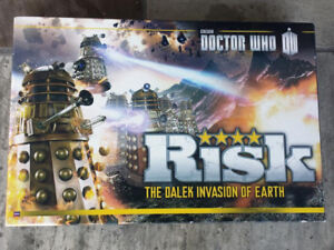 Dr. Who Board Game