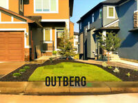 SPRING SPECIAL LANDSCAPING/SOD INSTALLATION CALL 1-844-OUT-BERG